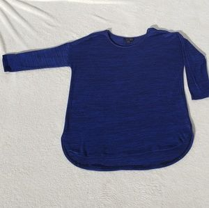 Attention 3/4 Sleeve Tunic